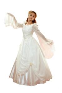 Weiße Hochzeit im Schnee