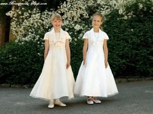 Flecken auf der Kinderkleidung: Ein Problem bei Hochzeiten