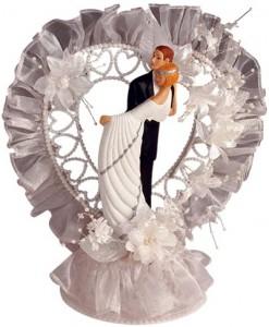 Witzige Hochzeitstorten: Ist die traditionelle Torte out?
