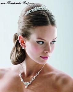 Brautschmuck unterstreicht die Schönheit der Braut