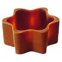pralinen selber machen f llen canache espresso praline. Black Bedroom Furniture Sets. Home Design Ideas