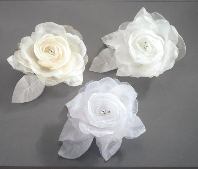 Haarschmuck rosen