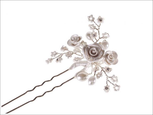 haarnadeln haarnadel rosen. Black Bedroom Furniture Sets. Home Design Ideas