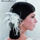 Brautgestecke / Haardekoration