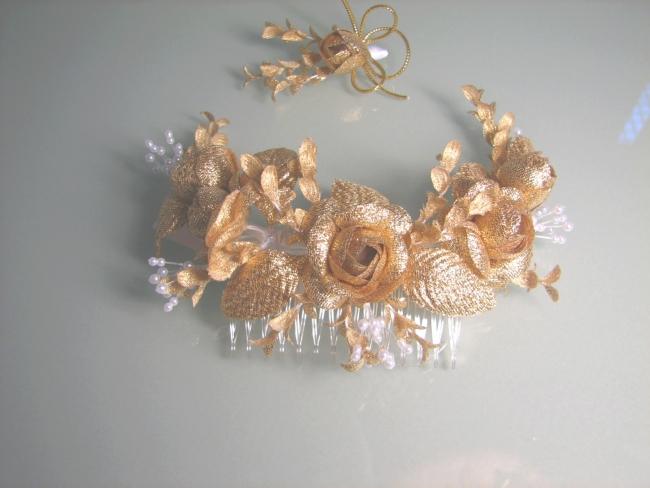 Accessoires Gold