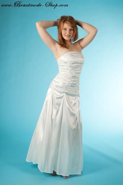 new product 1aca1 5297b Brautkleid schmale Form - Abendkleid