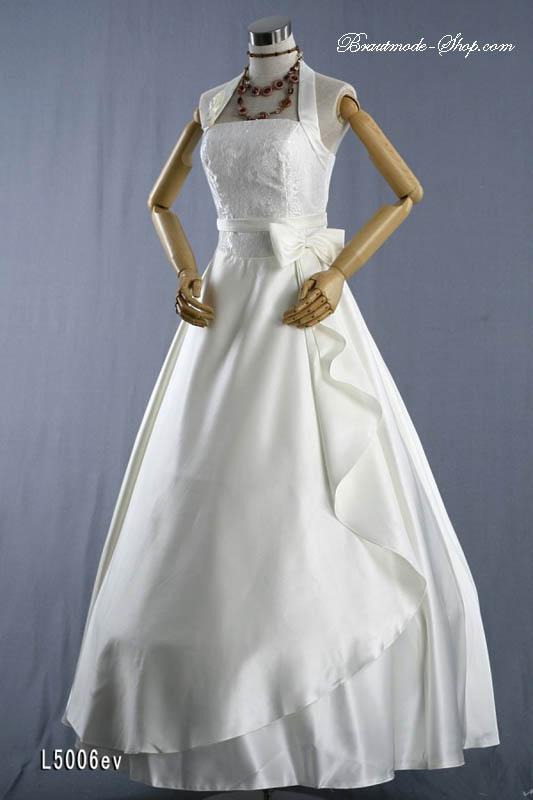 Brautkleider Neckholder | Brautkleid Maja Mit Neckholder Und Spitze Brautmode Shop Com