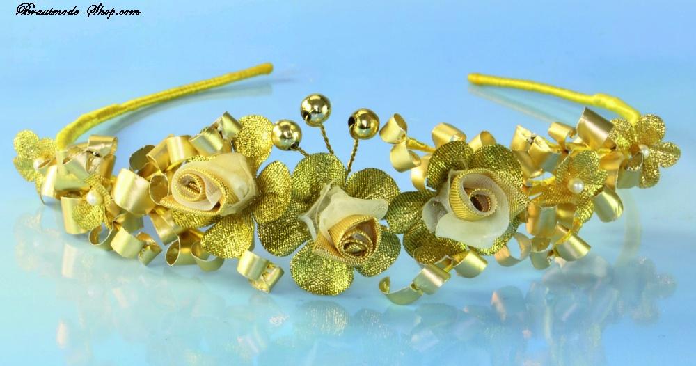 Diadem Goldene Silberne Hochzeit
