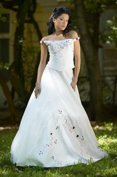 Brautkleid Zweiteiler Brautmode Shop Com Braut Abendmode