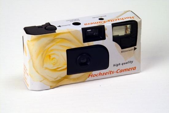 Hochzeit Einwegkamera Kamera-5 Stück