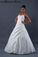 Brautkleid mit Trägern - Maßanfertigung