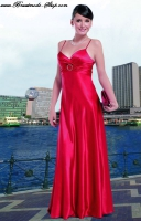 Abiballkleid/ Abendkleid in rot