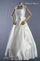 Brautkleid Maja mit Neckholder und Spitze