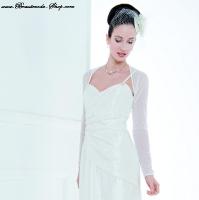 Bolero für die Braut