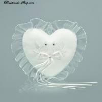 Mini-Ringkissen Herzform