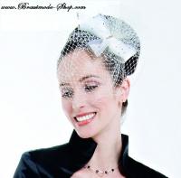 Haarschmuck / Braut Fascinator