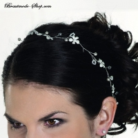 Blütenranke Haardraht