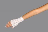 Brauthandschuhe aus Spitze