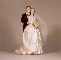 Brautpaar schlicht