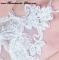 Brauthandschuh aus Spitze