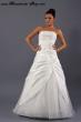 modernes Brautkleid  weiss