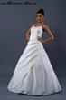 Brautkleid mit Traegern   Massanfertigung