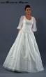 Brautkleid mit Aermeln