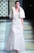 Ein traumhaftes Abendkleid in weiß