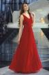 Abendkleid rot  Groesse  40