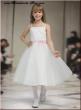 festliches Kinderkleid  Farbe  Alter  ivory 6 7