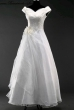 Brautkleid mit Stickerei  Ivory_46