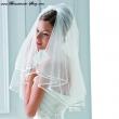 Brautschleier  Farbe  ivory