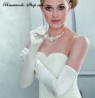 Brauthandschuhe 50 cm