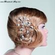 Braut Haargesteck