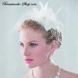 Haarschmuck Haarreifen  Farbe  ivory