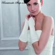 Brauthandschuhe 20 oder 30 cm