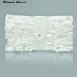 exclusive Brauttasche   Farbe  ivory