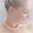 Braut Schmuckset Perlen