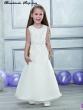 Kleid Blumenkinder  Farbe  Alter  ivory  8 9