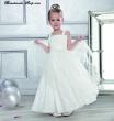 Kleid Blumenkinder  Farbe  Alter  ivory  4 5