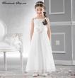 Kleid fuer Kommunion und Blumenkinder