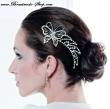 Haargesteck Schmetterling