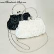Brauttasche / Abendtasche Farbe: schwarz