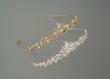 Diadem Luxus   silber
