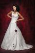 Neckholder Brautkleid   weiss