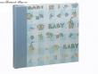 Babyalbum Babyland blau