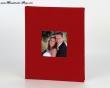 Hochzeitsfotoalbum xl rot