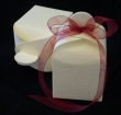 Geschenkkartonage Cubetto