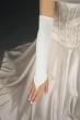 Brauthandschuhe   weiss